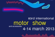 Motor Show Posters / From around the World's Motor Shows