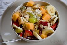 HEALTHY FOODS / by Anne