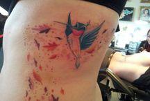 Disney&mandala tattoos