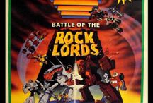 Machine Men / GoBots / Rock Lords