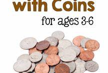 Money Activities for Preschool