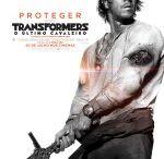 """""""Transformers: O Último Cavaleiro"""" ganha onze novos cartazes com seus personagens"""