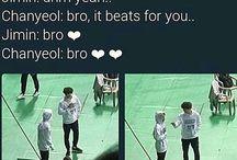 Kpop friendships
