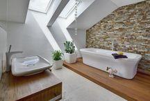 Podkrovné kúpeľne