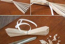 DIY Flower Papper