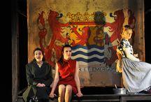 Theater / Theatre produced by Theaterproductiehuis Zeelandia