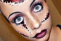 Face makeup ❤