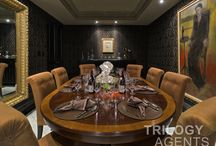 Let's Dine In Tonight / Discover fine dining rooms.