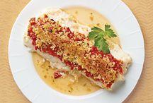 Recipes - seafood / by Kristen Osborne