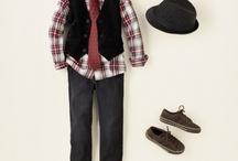 Christmas Pics Kid's Outfits