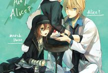 Are you Alice ?