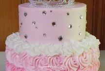 Jennifer's cake ideas