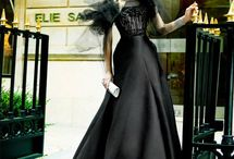 Fashion: Women / Dresses, gowns, tops, pants, any clothing I like and jewellery.