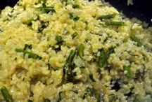 Rice and grains / by Plum Pudding