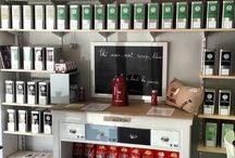comptoir avec les thés Christine Dattner. /   Merci à  la Brulerie de Bassin à la Teste de Buch d'avoir choisi les thés Christine Dattner pour l'ouverture de son comptoir de Thé  www.christinedattner.com cdthes@gmail.com www.espacethe.com  Christine  Dattner la French touch du thé depuis 35 ans    #tea #thes #teaporn #tealover #lifestyle #luxury #teatime #degustation #teaclub #health #healthy #greentea #teathings #teablog #food #foodporn #yummy #indulge #pleasure #harmony #teachristinedattner #theschristinedattner