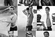 Man candy / Men with shirts off!