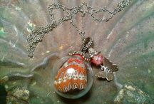 Taxidermy Jewelry Bugs, Butterflywings, Insects