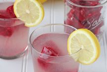 Recipes-Drinks  / by Shannon Tinstman