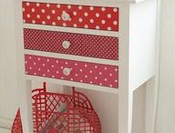 Painted furniture ideas / by Jana Holland
