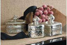 Precious Metals: Metallic Home Decor for Winter 2014