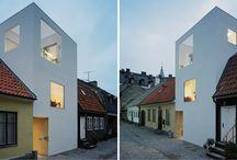 Rekkehus/Townhouses