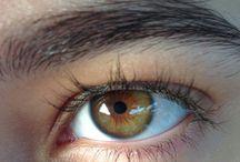 Hazel Green Eyes