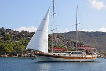 AZURA / #gulet, #yacht, #bluevoyage, #yachtcharter, www.cnlyacht.com