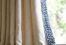 """Pattern {it's all greek to me} / A collection honoring one of the most iconic patterns in design-the """"Greek Key."""""""
