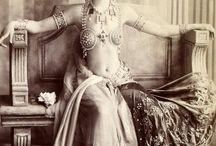 Mata Hari for my inspiration