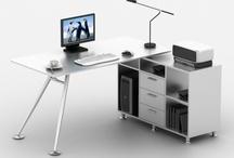 Bureau / Alliez plaisir et travail et nos bureaux design !