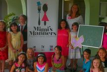 Manners for Girl Scouts and Brownies