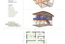 wood small home