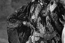 Femme berbères