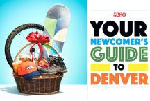 """The Denver Newcomer's Guide / Welcome to the Mile High CIty! We're sure you have plenty of questions, such as, """"When will I be able to breathe normally again?!"""" and """"Is it really sunny all the time?"""" We're here to help: We've compiled practical lists, quick tips, and explanations for (almost) everything you need to know about living in—and exploring—Denver. / by 5280 Magazine"""