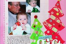 Scrapbook Layouts / Scrapbook pages