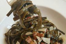 Zeewier pasta