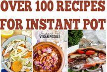 Instant Pot/Pressure Cooking