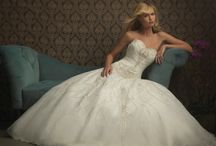 """Webster-Bridal Gowns / View our entire inventory at our Webster, NY store! Our brides love to make a """"secret board"""" of our wedding dresses before their appointments! This gets you right into the fitting room and trying on dresses within minutes of walking in our store. We can't wait to help you find your dream wedding dress!!"""