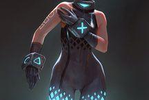 galactica girl