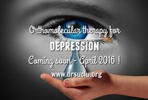 Depression / Orthomolecular therapy for depression