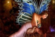 Goddesses, fairies, fantasy