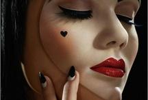 ciekawe makijaże