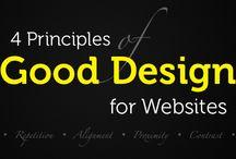 Webdesign / Webdesign pins