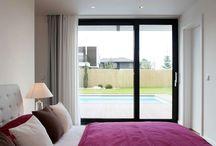 bedroom / inspirace pro řešení ložnice
