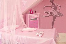 Futuro quarto da Thefy / Inspirações para redecorar o quarto da minha princesa!