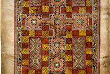MS - Lindisfarne Gospels