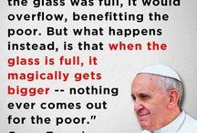 Love for Pope Francis / by Amanda Panda
