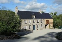 holiday cottage in Percy Manche
