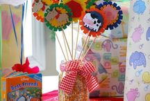 Let's Have a Party / Party Ideas