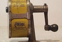 Sharpener pencil vintage